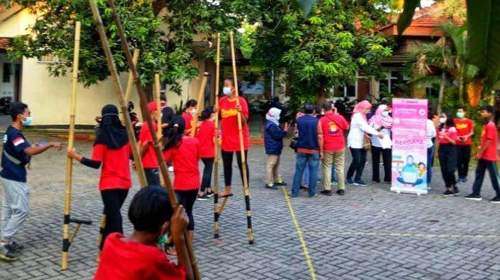 Teman Kreasi Surabaya, Berbagi Faedah di Bulan Ramadhan Penuh Berkah.