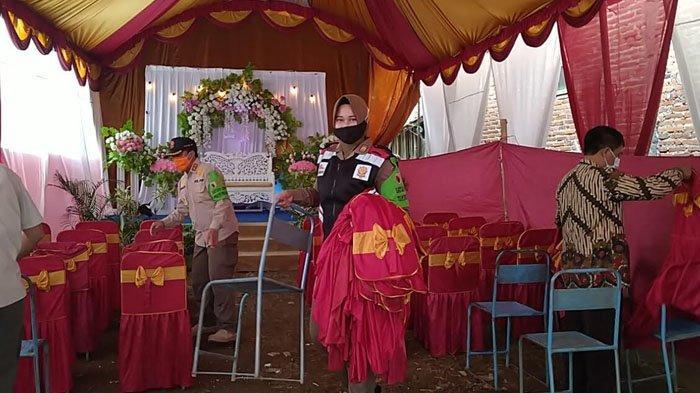 Masih Zona Merah Covid-19, Hajatan Pernikahan Dilarang Digelar di Kabupaten Trenggalek