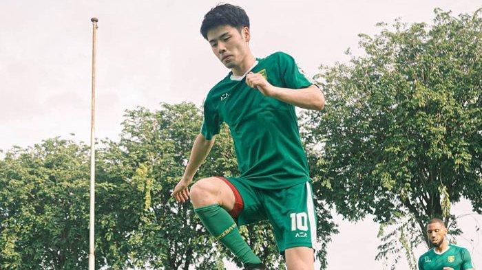 Pengakuan Gelandang Persebaya Taisei Marukawa Diminta Pulang ke Jepang Sebelum Liga 1 2021 Dimulai