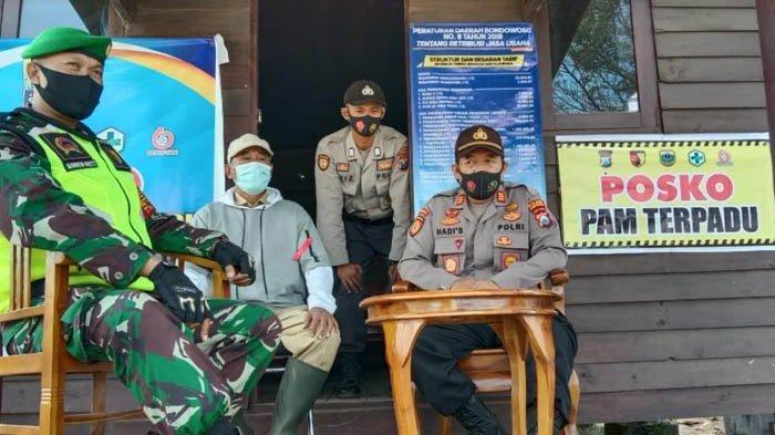 Jelang Libur Panjang, Polres Bondowoso Siapkan Pos Pengamanan