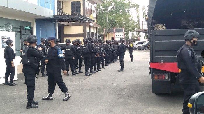 Kekhawatiran Tak Terbukti, Pilkades Serentak di Bangkalan Kondusif, Kapolres : Mathor Sakalangkong!