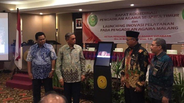 Pengambilan Akta Cerai di Pengadilan Agama Malang Kini Bisa Gunakan Jasa Kurir