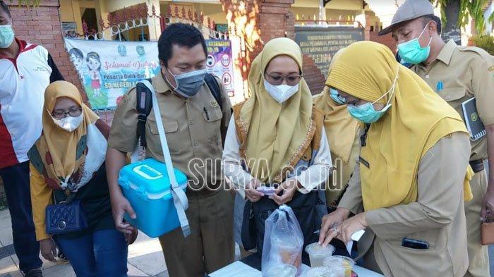 Hasil Pengecekan Menu Takjil di Kabupaten Trenggalek, Ada yang Mengandung Bahan Berbahaya Ini