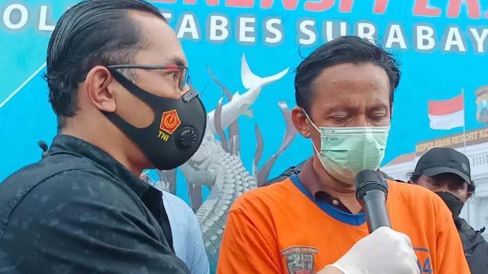 Polisi Tangkap Tetangga Kos yang Aniaya Bocah SD hingga Tewas di Surabaya, Korban Dipukul Paving