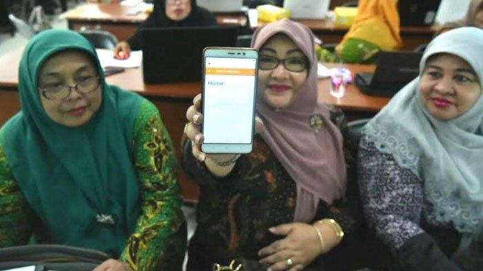 Kini Pengawas Sekolah di Surabaya Bisa Buat Laporan lewat Handphone, begini Caranya