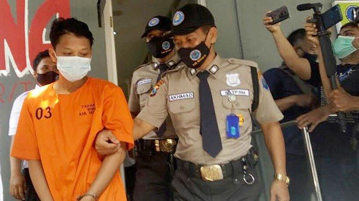 Kulakan Sabu dari Bandar di dalam Lapas, Pemuda di Sidoarjo Mengaku Sudah 5 Tahun Edarkan Narkoba