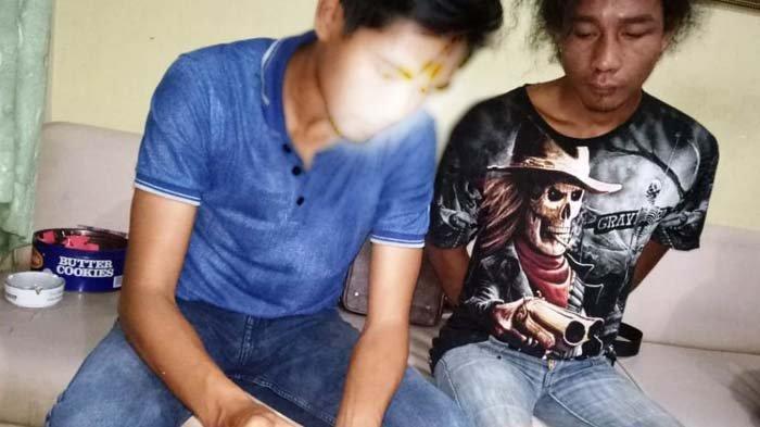 Pengedar Narkoba di Ngunut Tulungagung Ditangkap, Satu Orang Melarikan Diri