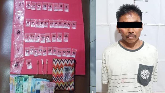 Tak Kapok Dibongkar Polisi, Warung Sabu Sidorame Surabaya Kembali Bergeliat