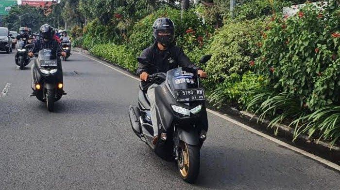 Berkendara dengan All New Nmax Connected, Anti Selip di Jalan Berkat Fitur TCS
