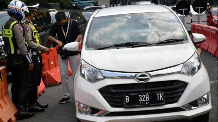 7 Titik Penyekatan Jalan di Jatim, Mulai Uji Coba Pengetatan Masuk Surabaya: Selain Plat L Diperiksa