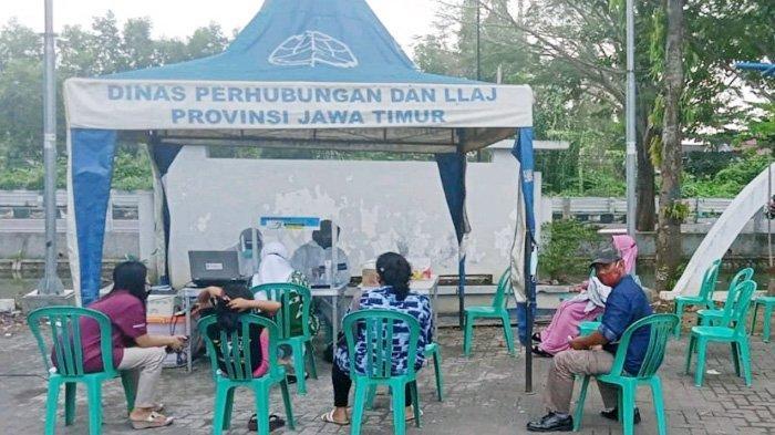 Naik Bus dari Terminal Bangkalan, Banyak Penumpang Belum Tahu Persyaratan Rapid Test Antigen