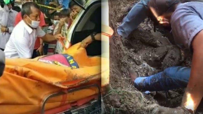 Wanita Hamil 7 Bulan Dikubur di Bekas Galian Septic Tank Depan Rumah, Sebulan Hilang, Dimana Suami?