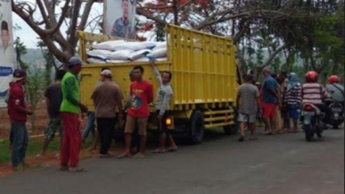 Penghadangan Truk Pupuk Bersubsidi di Kabupaten Tuban, Polisi Bareng Dinas Keluarkan Rekomendasi