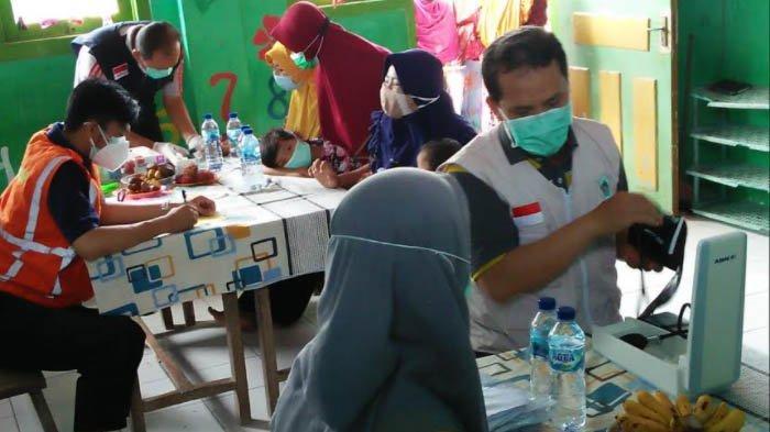 460 Korban Banjir Lamongan Diserang Penyakit Myalgia