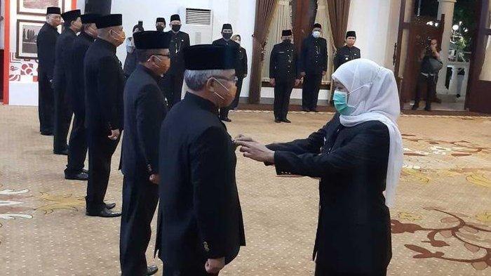 Pelantikan Kepala Daerah Jatim yang Tertunda Perkara di MK, Sekda Kabupaten/Kota akan Jadi Plh