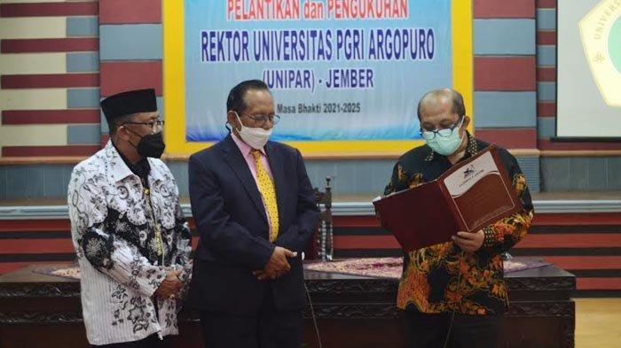 Semakin Dinamis, IKIP PGRI Jember Resmi Alih Status Menjadi Universitas PGRI Argopuro