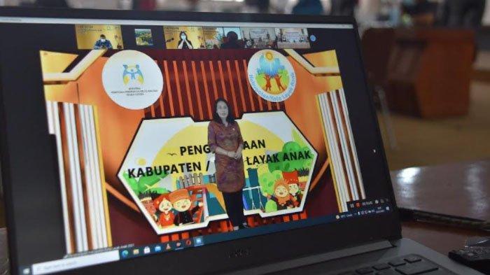 Kota Kediri Kembali Raih Penghargaan Kota Layak Anak Tingkat Madya