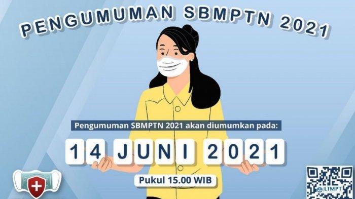 Cara Cek Pengumuman UTBK SBMPTN 2021, Siapkan 4 Hal Penting Berikut