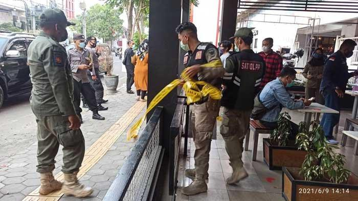 Pengunjung Kediri Mall Kaget Gerai Mc Donald Kediri Ditutup Tiga Hari