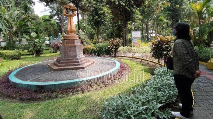 Pembukaan 8 Taman Tarik Antusiasme Pengunjung, Pemkot Surabaya Lakukan Evaluasi Berkala