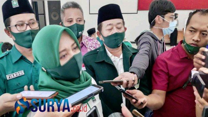 Masuknya Pengurus PCNU Tuban ke Tim Mbak Ana-De Anwar Dinilai Personal