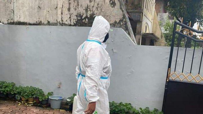 Berbekal APD, Alat Seprot Burung dan Disinfektan Seliter, Penjahat di Malang Jarah Emas Batangan