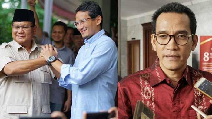 PENJELASAN Refly Harun Sebut 99,99 Persen MK Bakal Tolak Gugatan Prabowo-Sandi: The Game Is Over