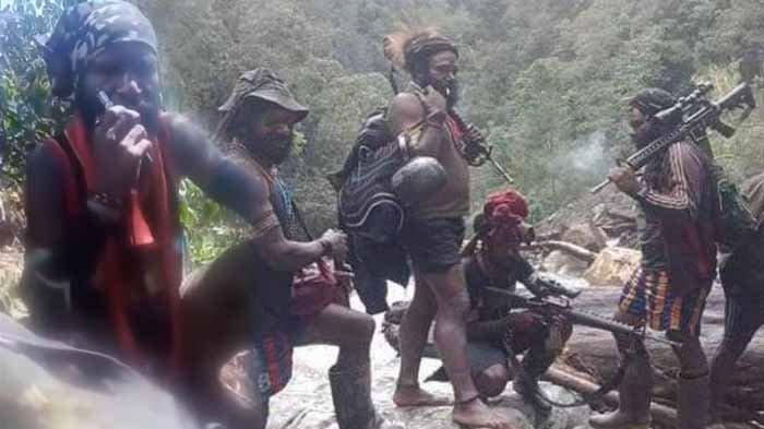 Sosok Lekagak Telenggen Pimpinan KKB Papua yang Anggotanya Ditangkap TNI Saat Bawa Amunisi