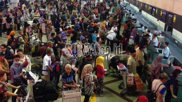 Siapkan Ruang Tunggu Ekstra saat Delay Mudik, Bandara Juanda Antisipasi Arus Mudik Lebaran