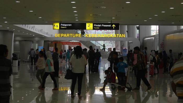 Empat Tujuan Penerbangan di Bandara Juanda Masih Dibatalkan