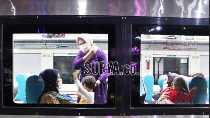 KAI Daop 8 Surabaya Tetap Angkut Penumpang Hingga 5 Mei 2021 dengan Syarat Perjalanan Diperketat