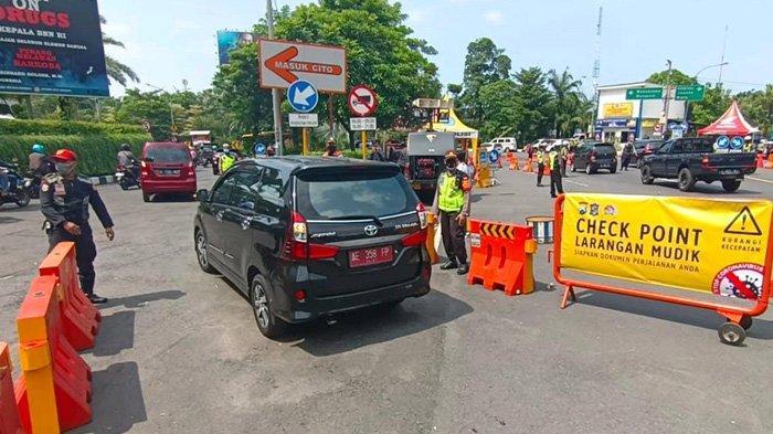 Update Virus Corona di Surabaya, 6 Mei 2021: Larangan Mudik Berlaku, Patroli Jalan Tikus Dilakukan