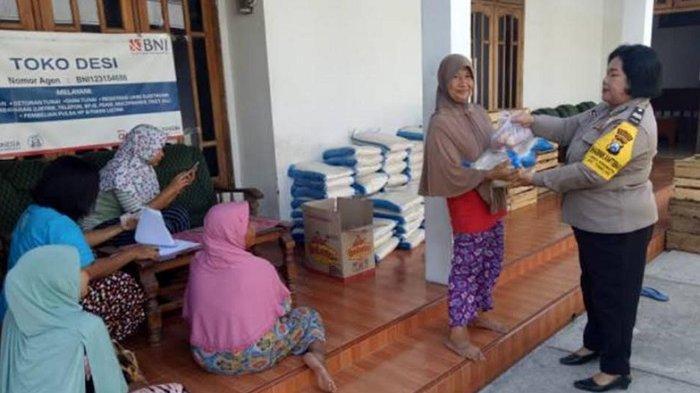Daging Ayam Ditambahkan Dalam Program Bantuan Pangan Non Tunai (BPNT) di Jombang
