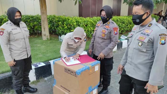 PT BSI Kirim 1.500 Paket Tes Swab Antigen untuk Cegah Sebaran Covid-19 di Jatim