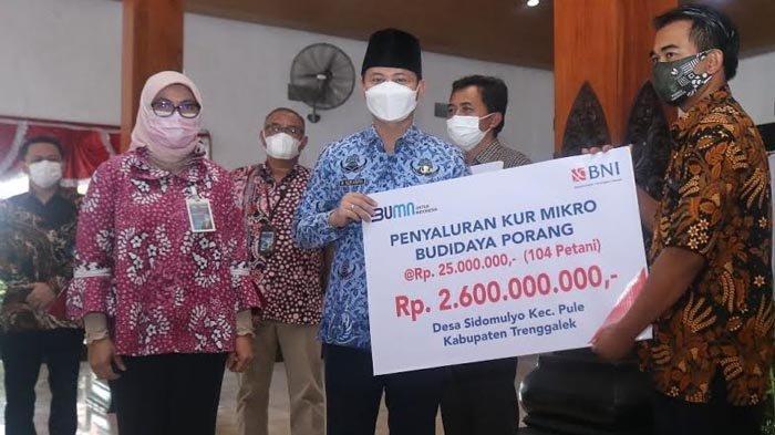 Pinjaman Rp 5,7 Miliar Dikucurkan untuk Ratusan Petani ...