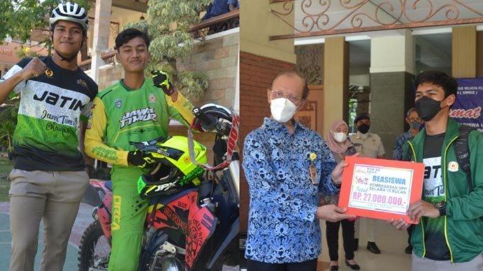 Dua Mahasiswa UWK Surabaya Sumbang 2 Emas untuk Kontingen Jatim di PON XX PAPUA