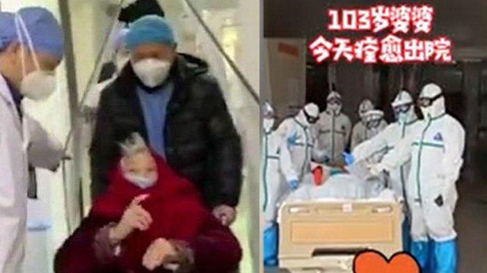 Penyebab Nenek 103 Tahun Sembuh dari Virus Corona, Pasien Tertua Pulih dalam Waktu 6 Hari!