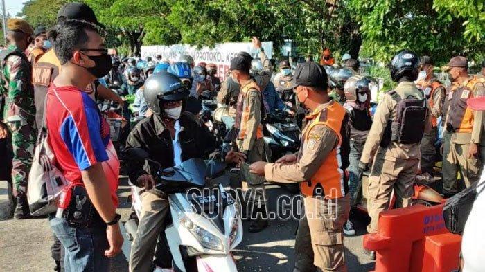 Polda Jatim Terapkan Mikro Lockdown di Empat Kecamatan Kabupaten Bangkalan