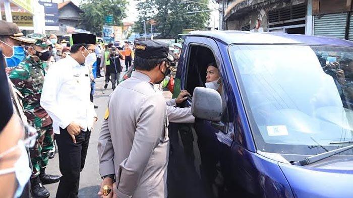 Info Larangan Mudik di Sidoarjo, Lebih dari 50 Pemudik Disuruh Putar Balik
