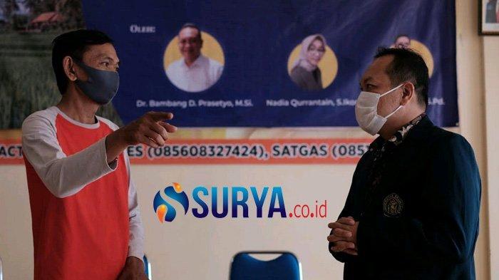 Selamatkan Lahan Pertanian, Pemdes Sitirejo Gandeng FISIP UB Rancang Wisata Sawah