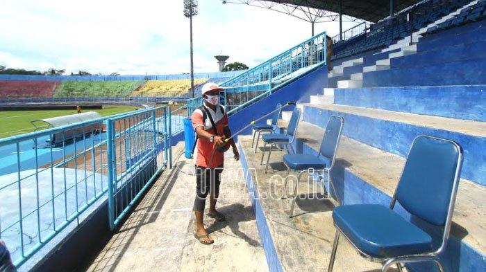 Gempa 6,7 SR di Malang, Panpel Piala Menpora 2021 di Stadion Kanjuruhan Panik, Atap GOR Bergetar