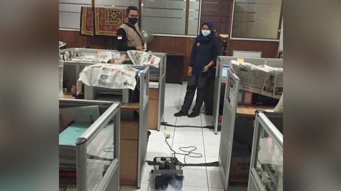 7 Pegawai Positif Covid-19, Pelayanan di Kantor BKD Kota Blitar Tutup Sementara