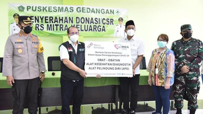 Gus Muhdlor Dorong Pengalokasian CSR untuk Penanganan Pandemi Covid-19 di Sidoarjo
