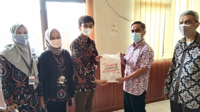 ITTelkom Surabaya Permudah Perizinan di Masa Pandemi dengan Tanda Tangan Elektronik Berbasis QR Code