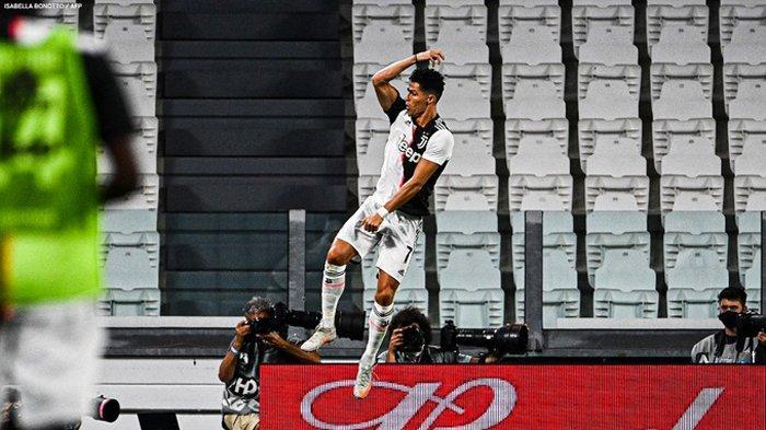 Hasil dan Klasemen Liga Italia - Ronaldo Borong 2 Gol Atas Lazio dan Juventus Dekati Juara Serie A