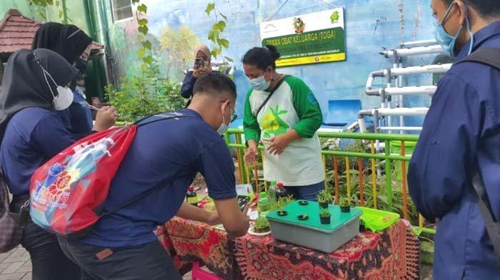 PuluhanMilenial Sidoarjo ke Kampung Edukasi Sampah, Rangkaian Pemilihan Duta Pemuda Lingkungan