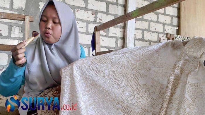 Bertahan Hadapi Pandemi, Perajin Batik Tuban Temukan Pangsa Pasar di Pilkada