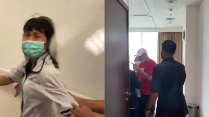 Kurang Sigap Tolong Perawat RS Siloam Saat Dianiaya TJ, Satpam Langsung Ditindak Tegas