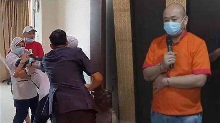 Pengakuan Pria Plontos Ngaku Polisi Pukul dan Jambak Perawat RS Siloam Palembang, PPNI Kawal Kasus