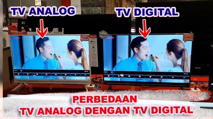 Apa itu TV Analog dan Digital dan Kenapa TV Analog Dihentikan?